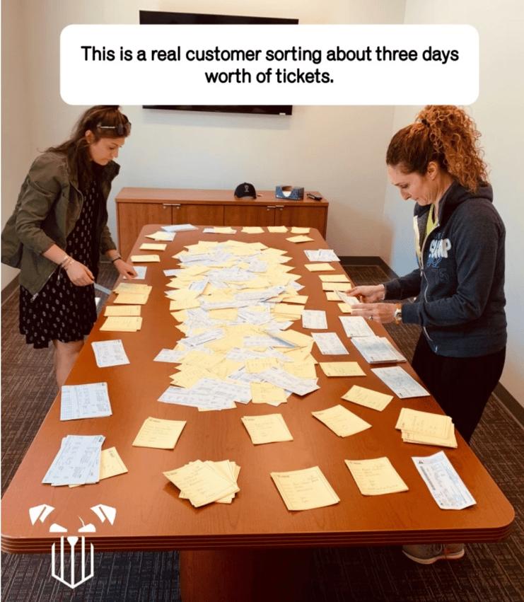 Automated Invoicing - Iron Sheepdog